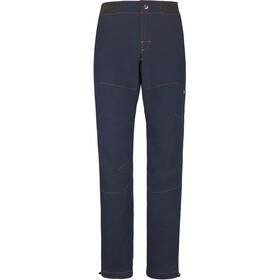 E9 Matar C Trousers Men Blue Denim